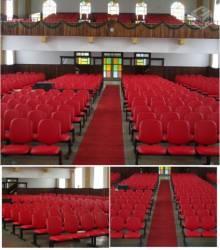 Longarina para igrejas
