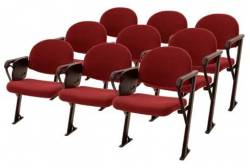 Poltrona de auditorio