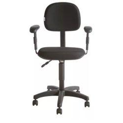Cadeira Secretaria Com Braço