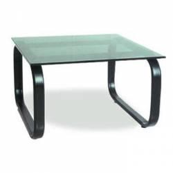 Mesa para Revista em Vidro